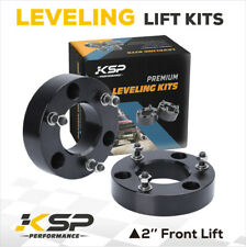 Pair 2'' Front Leveling Lift Kit 2WD 4WD 2004-2019 Ford F150 Expedition Lincoln