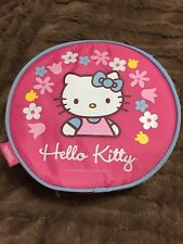 NWT Hello Kitty Pink Thermos Insulated School Lunch Box Snack Food Bag & Bottle