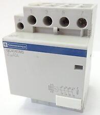 Telemecanique GC4040M5 Installationsschütz Schütz 220/240V 40A 26kW bei 400V
