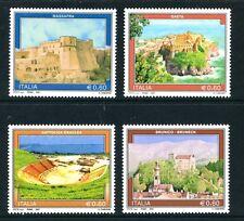 2007 - REPUBBLICA - SERIE TURISTICA 4v. - NUOVI - LOTTO/25439