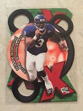 1999 Press Pass X's & O's Anthony Poindexter RC
