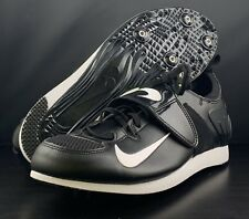 NEW Nike Zoom PV II Black Track & Field Spike Shoes 317404-017 Men's Size 6