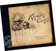 E W Kemble KEMBLE'S COONS Southern Sketches 1897 Black Americana Gullah Humor