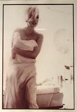 Marilyn Monroe 10X12 Pin-up Poster Print SEXY WRAPPED IN BED SHEET PROF. BACKED!