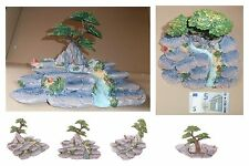Espositore base porta statuine display Fatine dei Fiori minimondo Fate Fantasy