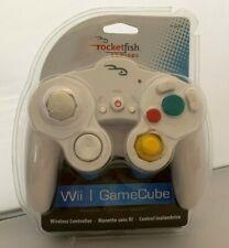 Rocketfish Wii/Gamecube Wireless Controller NEW White
