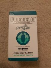 New listing Nutramax Denamarin Chew Tab Dogs All Sizes 225 Mg 30 Chewable Count Exp 12/22
