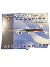 paasche airbrush H-set