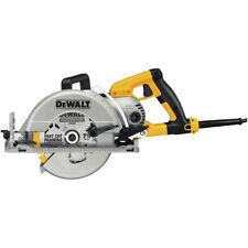 Dewalt 7-1/4 in. Worm Drive Circular Saw with Electric Brake Dws535B New
