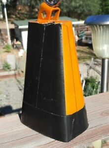 """Latin Percussion     Cowbell Cow Bell   8"""" Inch"""