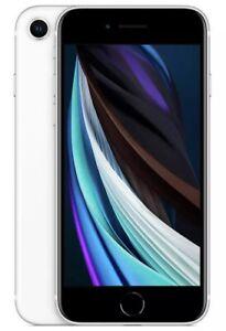 Apple iPhone SE 2nd Gen 4G 4.7'' Smartphone 64GB Dual-SIM Unlocked - White A