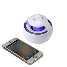 Wireless LED Lautsprecher Bluetooth Speaker Musik sound ball für Smartphones PC
