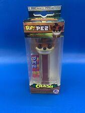 Pop! Pez Crash Bandicoot Dispenser Candy Collectibles New
