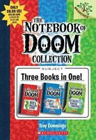 The Notebook of Doom Collection: A Branches Book (Books #1-3), Cummings, Troy, V