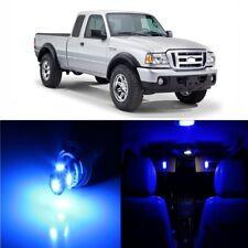 13 x Ultra Blue LED Interior Light kit For 1998 - 2011 Ford Ranger + PRY TOOL