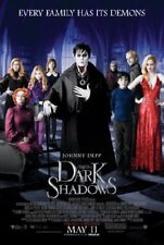 Dark Shadows Movie Poster 24in x 36in
