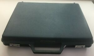 Samsonite Vintage Blue Briefcase