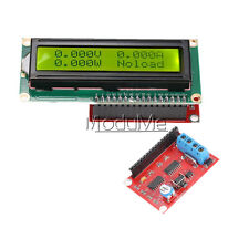 Current Voltage Power Resistance Tester LCD Display Meter Module Battery Test M