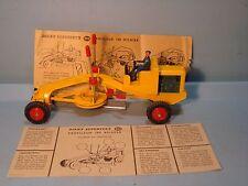 Dinky Toys Die-Cast  No.886 Road Grader 1966 Meccano Ltd England Near Mint