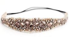Hairband Rhinestone Crystal Headband Head Piece hair jewelry hair accessories