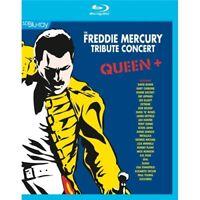 Queen + - The Freddie Mercury Tribute Concert New Blu-ray RegB
