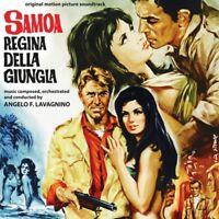 Samoa regina della giungla - Angelo F. Lavagnino (cd)