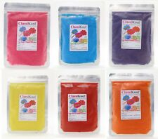 1kg Classikool Professional Candy Floss Sugar 25 Choices Buy 2 Get 1 Brown Dark Chocolate