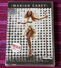 Mariah Carey ~ The Adventure Of Mimi ( Malaysia Press ) Dvd
