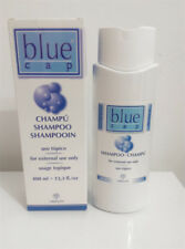 Blue cap shampoo for damaged hair scalp dandruff seborrhea of the scalp 400 ml