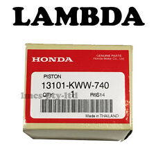 Piston Standard Size GENUINE HONDA Honda CRF110F