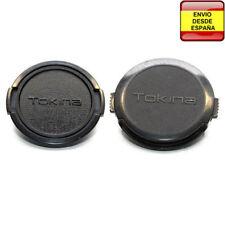 2Pcs Tapa Tokina 52mm para Canon Nikon Sony Olympus Pentax. Usada