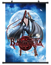 5081 Bayonetta Decor Poster Wall Scroll cosplay