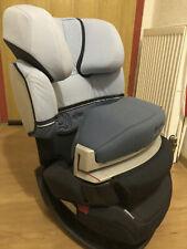 Kindersitz Autositz Cybex Pallas 2-Fix 9-36 kg  schwarz/grau