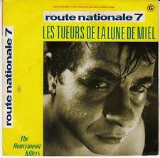 45 T SP LES TURURS DE LA LUNE DE MIEL *ROUTE NATIONALE 7* (CHARLES TRENET)