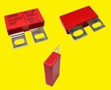 Impulso fijos Wima snubber cap mkp condensador 100nf 1000vdc/600vac 1 trozo