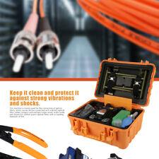 New A-80S Fiber Optic Welding Splicing Machine Optical Fiber Fusion Splicer inm