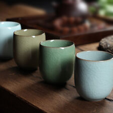Teacup 160ml longquan celadon cup porcelain marked cup of tea Upscale China cup