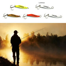 5cm/6.5g spoon lure bait for trout bass spoons small hard sequins spinner  LH