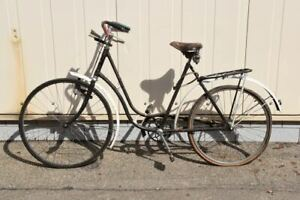 a74t23- Oldtimer Wanderer Damen Fahrrad