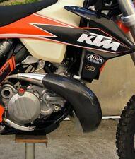 Paramarmitta carbonio KTM exc 250/300 tpi 2020/21 protezione marmitta