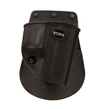 Fobus Evolution Holster Walther PPS M2 9mm, Paddle, Right Hand, Black  (WPM2)