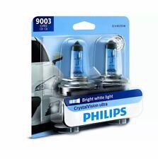 Headlight Bulb-CrystalVision Ultra - Twin Blister Pack Philips 9003CVB2