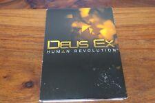 DEUS EX HUMAN REVOLUTION     - EDITION COLLECTOR     -----  pour XBOX 360