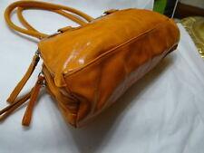 BRAND NEW LATICO SATCHEL BAG CITRUS W/ORGANIZER $498 Display