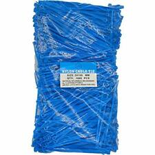 Syd 4 Inch Length 18lb Small Size Self Locking Nylon Cable Zip Ties 1000 Pie