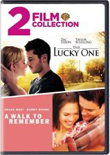 The Lucky One / A Walk to Remember [New DVD] Dolby, Digital Theater System, Ec