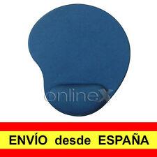 Alfombrilla para Ratón Ergonómica Azul Gel a1730