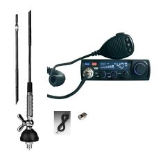 CB FUNK SET TEAM TS6M & 60 Antenne  T-27 für LKW ACTROS TGA TGX Axor MAN TOP