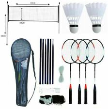 Badminton Professional Set for 4 Player