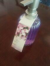 Lavender Hand Soap 410ml beautiful glass bottle
